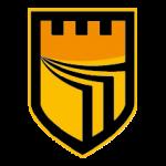 Parkside Academy Logo orange castle